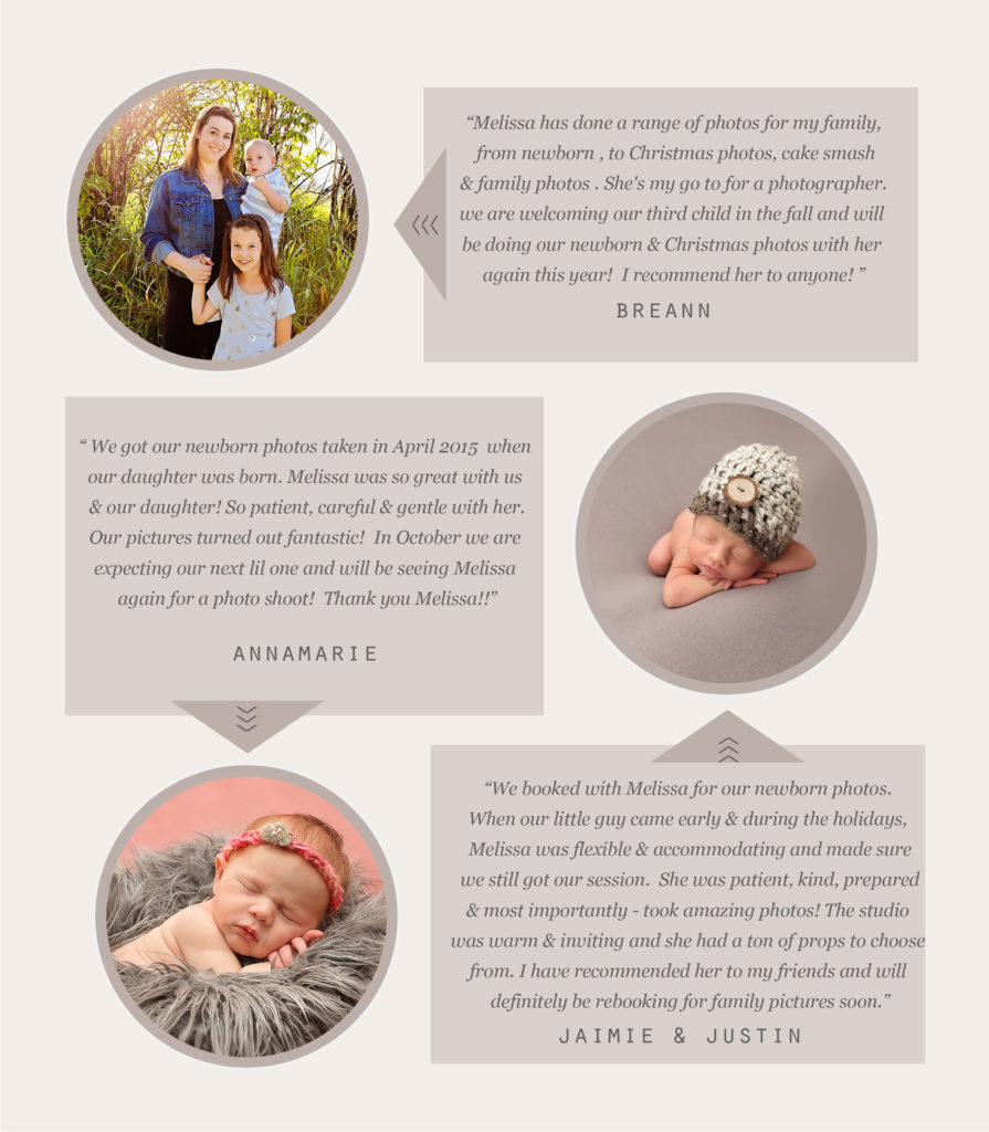 Melissa Auer Photography - Reviews